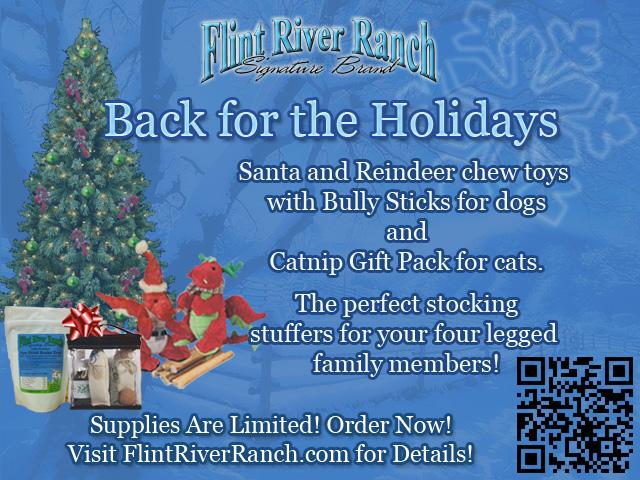 Cat & Dog Holliday Gift Packs