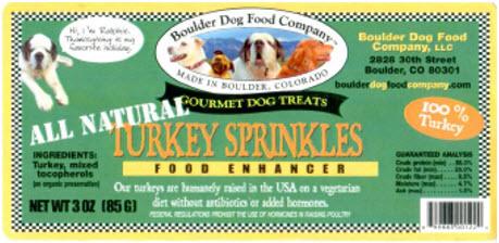 boulder-dog-food-company-turkey-sprinkles-recall